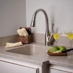 Large bar sink