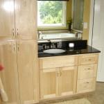 Sink with undermount